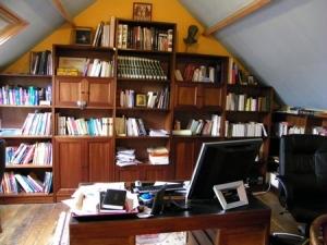 bibliotheque combles