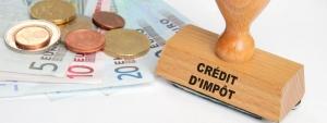 subvention credit impot