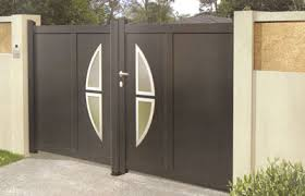 portail-battant-en-aluminium