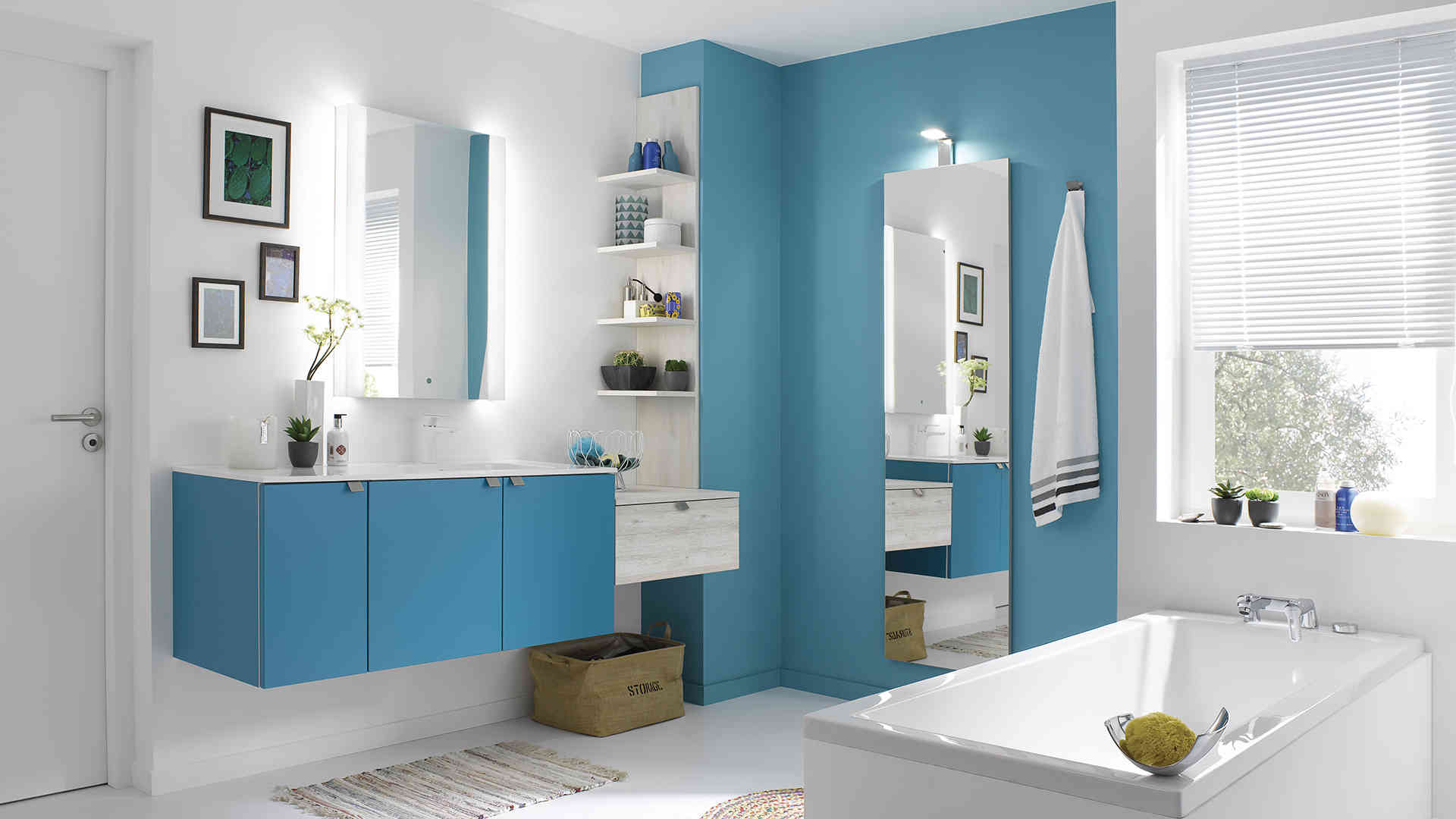 Aménager Sa Salle De Bain Quelques Conseils Efficaces - Comment aménager sa salle de bain
