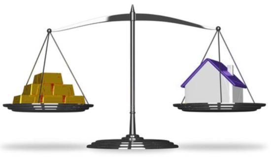 Entre l'or et l'immobilier, quel est le meilleur investissement ?